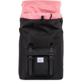 Herschel Little America Mid-Volume Backpack 17L, black/black